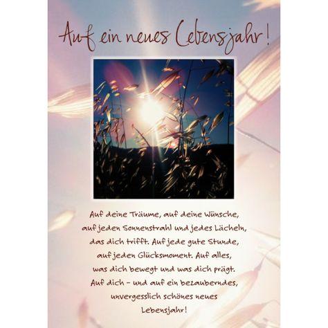 Auf ein neues Lebensjahr/Bild1