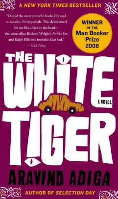 The White Tiger Novels Book Recommendations Books