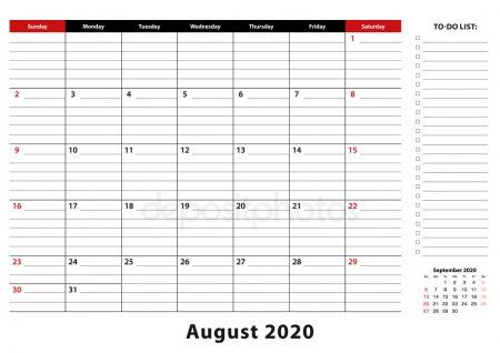 August 2020 Monthly Desk Pad Calendar Week Starts From Sunday Size A3 Affiliate Desk Pad Monthly Augu Weekly Calendar Desk Calendar Pad Desk Pad