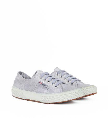 Superga 2750 Pcotu Grey Ash Superga Sneakers Superga Sneaker