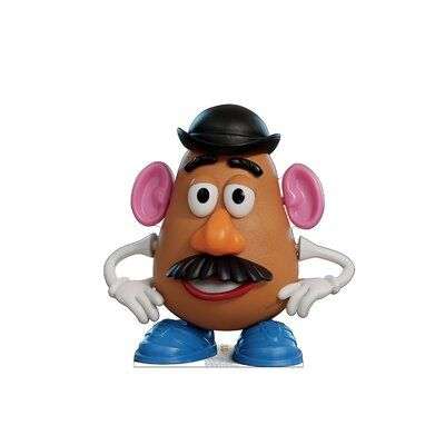 Advanced Graphics Mr Potato Head Disney Pixar Toy Story 4 Cardboard Standup Disney Toys Toy Story Potato Heads