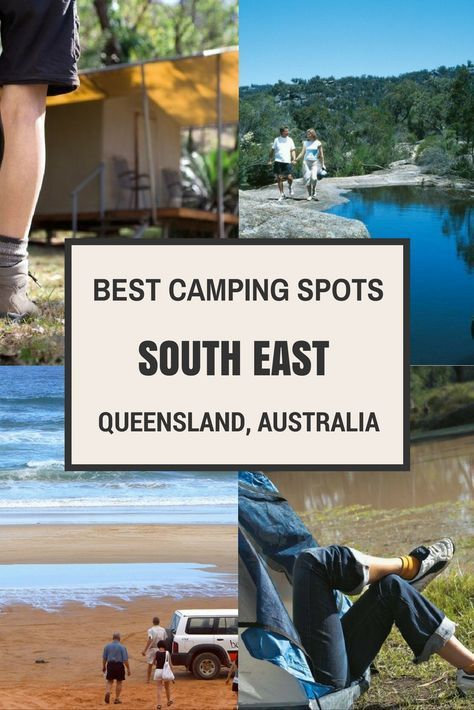& 9 camping spots in Southeast Queensland | Camping spots Tents and Rv
