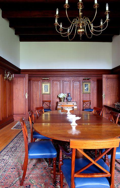 Glendirk Rental Property Home Decor Dining Table