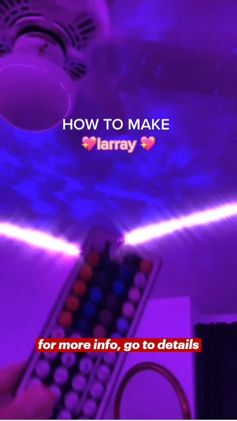 How to make 💖larry💖 Made with Lightning Crate™ LED Strip Lights