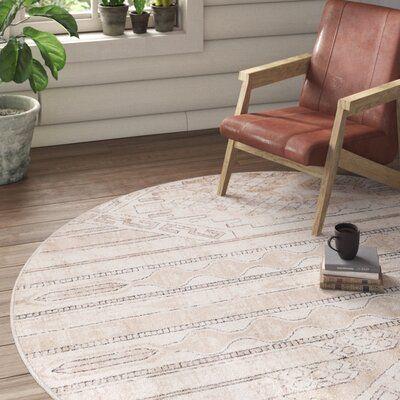 Union Rustic Sapienza Geometric Tan Area Rug Large Wall Decor Living Room Grey Area Rug Union Rustic