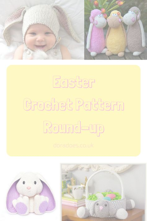 Get Your Pin On Crochet A Pin Banner Easter Crochet Patterns Easter Crochet Crochet Patterns