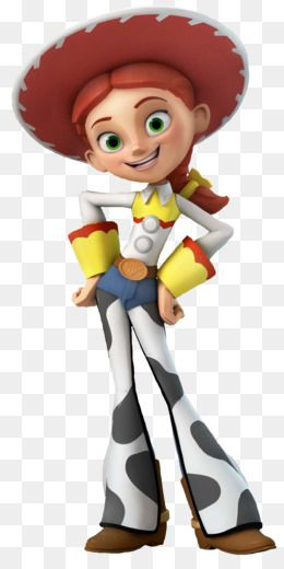 Toy Story 2 Buzz Lightyear To The Rescue Jessie Sheriff Woody Toy Story Woody Toy Story Jessie Toy Story Toy Story Characters