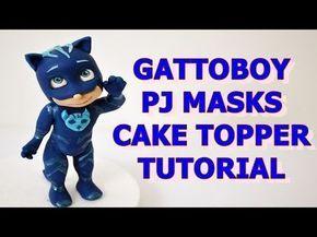 List Of Pinterest Pj Masks Cake Topper Tutorial Pictures Pinterest