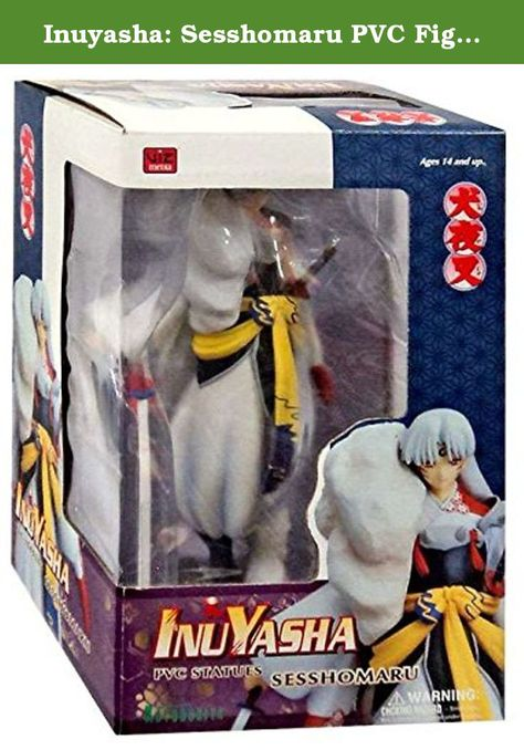 Cool Inu Yasha Sesshoumaru Japanese Anime 1//8 Scale PVC Figure Figurine Toys HOT