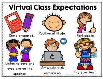 Pin on Kindergarten Virtual Learning