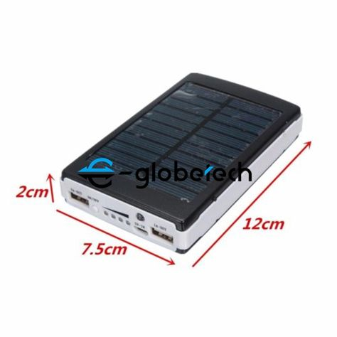 Hot Sell Portable High Capacity Solar Power Bank 30000mah For Smart Phone View Power Bank Solar Cell Oe Solar Power Bank Solar Power Solar Panel Installation