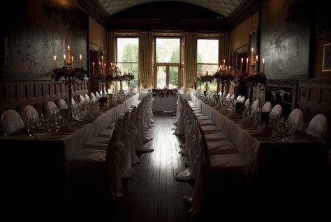 Castle Leslie Ireland Wedding Reception Room Ideas Pinterest Dream Weddings And