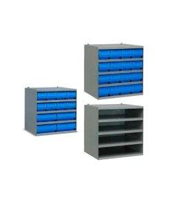 Cassettiere Plastica Per Minuterie.Box Porta Cassetti Plastica Per Minuteria Mm 500x300x545
