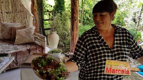 Gatind cu chef Marcela | Gratar la tara