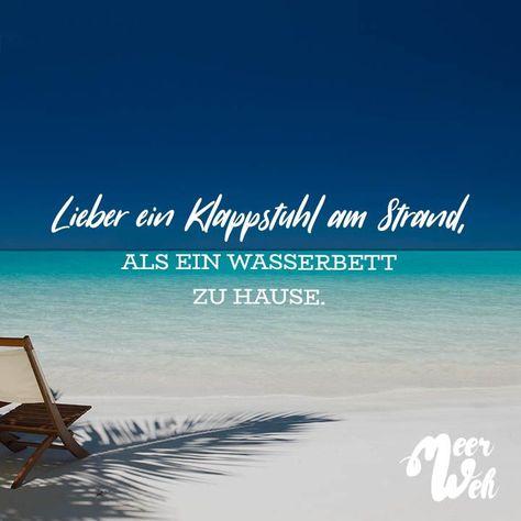 #statements #wasserbett #klappstuhl #wanderlust #abenteuer #roadtrip #fernweh #meerweh #fliegen #visual #sprche #zitate #quotes #reisen #strandLieber ein Klappstuhl am Strand, als ein Wasserbett zu Hause Visual Statements®️ Lieber ein Klappstuhl am Strand, als ein Wasserbett zu Hause. Sprüche / Zitate / Quotes / Meerweh / reisen / Fernweh / Wanderlust / Abenteuer / Strand / fliegen / RoadtripVisual Statements®️ Lieber ein Klappstuhl am Strand, als ein Wasserbett zu Hause. Sprüche / Zi...