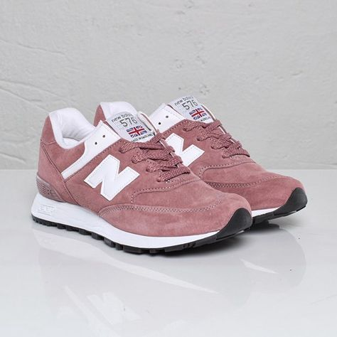 ICYMI: New Balance W 576 TTO Made in England (Pink