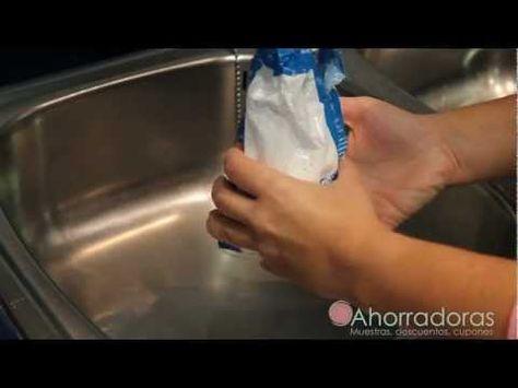 Vídeo-tutorial desatascador casero