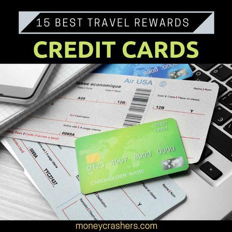 19 Best Travel Rewards Credit Cards Reviews Comparison