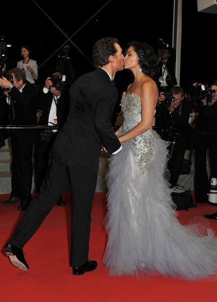 Matthew McConaughey And Camila Alves At The 2012 Cannes Film Festival - The Cutest Cannes Couple Moments Of The Decade - Photos