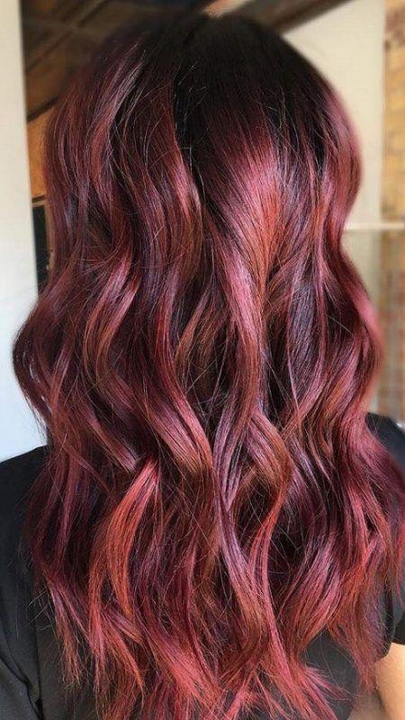 Flanell Ist Der Neueste Haar Farbe Trend 2019 2019 Farbe
