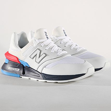 new balance navy homme