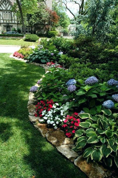 Shrubs For Front Yard The Best Landscaping Ideas And Great Sunny