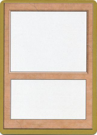 Anyone Know A Place To Get Blank Magic Sized Cards Magictcg In Blank Magic Card Template Card Template Free Place Card Template Magic The Gathering Cards