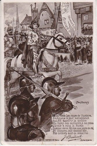 Secret D Histoire Jeanne D Arc : secret, histoire, jeanne, Jeanie, McCarthy, Pityinger, Catholicism, Saint, French, History