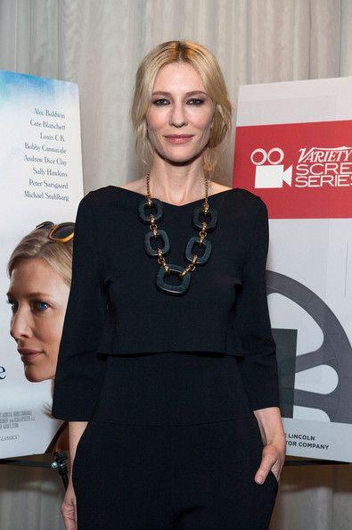 Cate Blanchett - 'Blue Jasmine' Screening in Hollywood