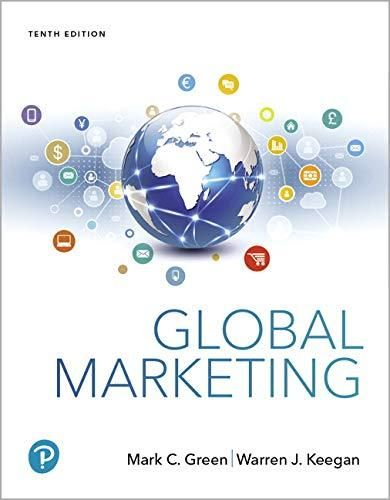 MyLab Marketing with Pearson eText -- Access Card -- for Global Marketing (10th Edition) - Default