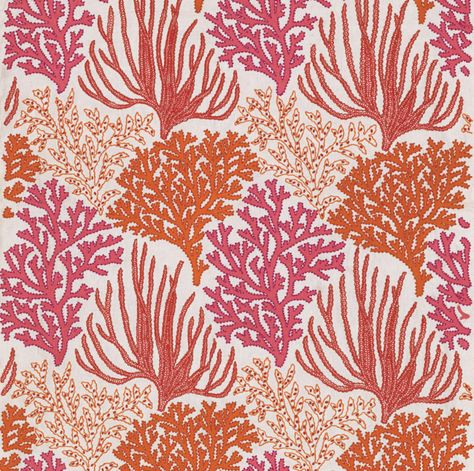 10 of the best new fabrics and wallpapers