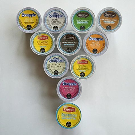 Iced Tea K-Cup Variety Pack 40 count