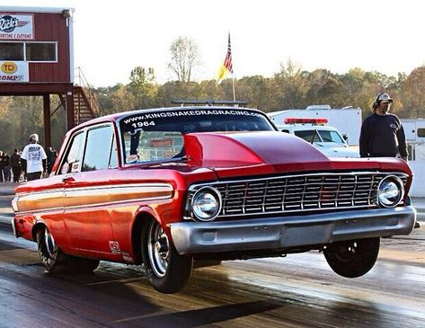 Ford Falcon Mercury Dragracing Racing Racecar Car Musclecar Mercury Comet Car Fast Fomoco Fordgt F Ford Falcon 1964 Ford Falcon Drag Racing Cars