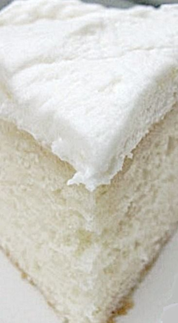 White Almond Wedding Cake Recipe ~ Says: So simple yet full of flavor. truly the BEST white cake recipe! White Almond Wedding Cake Recipe ~ Says: So simple yet full of flavor. Cupcake Recipes, Baking Recipes, Cupcake Cakes, Dessert Recipes, Frosting Recipes, Fondant Recipes, Almond Wedding Cakes, Almond Cakes, Best White Cake Recipe