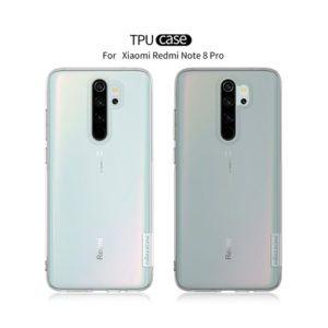 محافظ ژله ای شفاف ردمی نوت 8 پرو مارك نیلكین Iphone Phone Cases Xiaomi