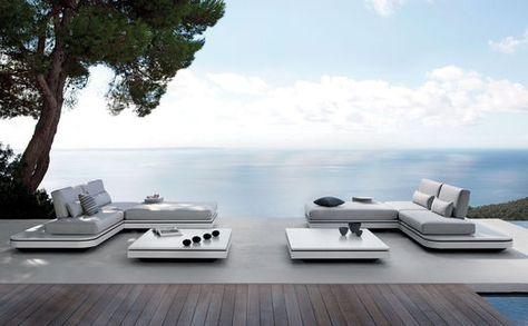 Beautiful!!!! … Luxe absolu dans le jardin - Un salon de ...