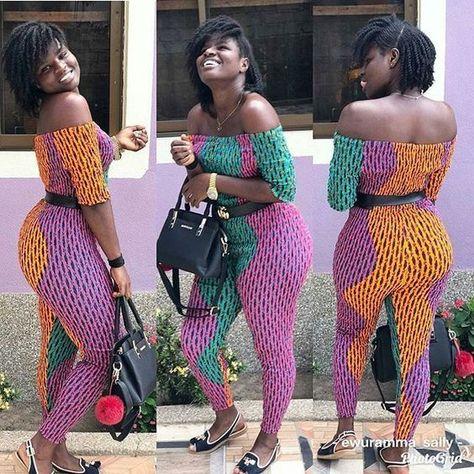 List Of Pinterest Ankara Jumpsuit Plus Size African Fashion Pictures