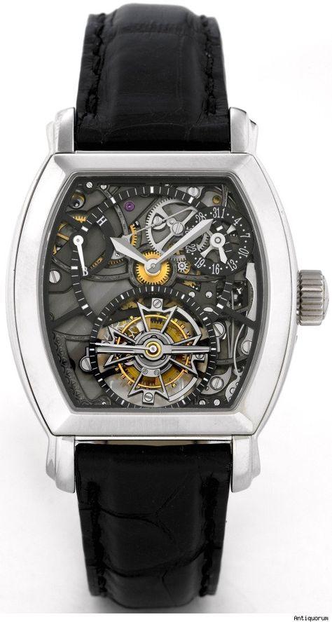 Vacheron Constantin Watches | Vacheron Constantin Malte Tourbillon Palladium Watch