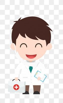 Medical Cartoon Doctor Cute Smiley Face Wear Face Clipart White Coat Medicine Box Png Transparent Clipart Image And Psd File For Free Download Cute Smiley Face Cartoon Clip Art Face Artwork