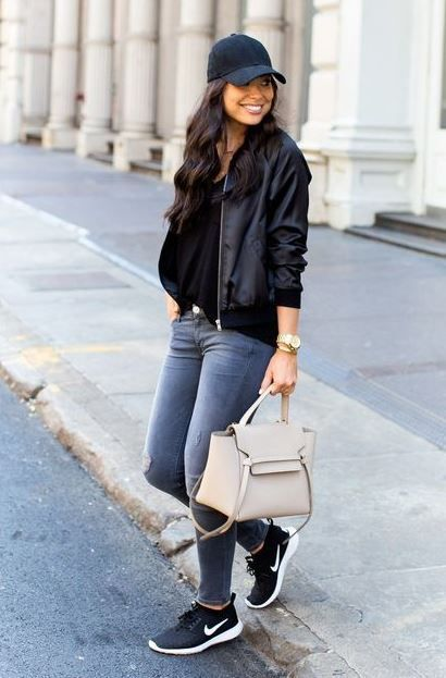 WHAT TO WEAR WITH SKINNY JEANS | beauty & fashion | Black