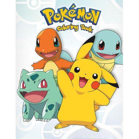 Pokemon Coloring Book For Kids And Adults Activity Book Great Starter Book For Children Paperback O Pokemon Pokemon Kit Festa Pokemon