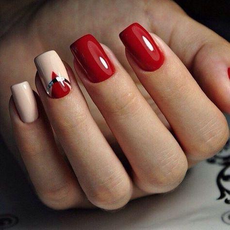 Beautiful nails 2017, Evening dress nails, Exquisite nails, Fall nails ideas…