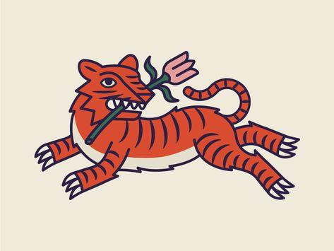 Speedy Tiger