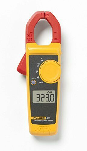 117 323 Kit Multimeter And Fluke 117 Multimeter Fluke 323 Clamp Combo Kit In 2020 Multimeter Clamp Digital