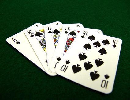 Pin On Card Trick