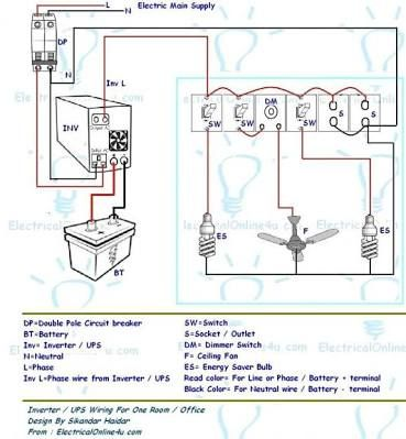 Image Result For Electrical Wiring Diagram Nz House Wiring Circuit Diagram Ups System