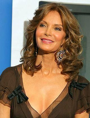 Jaclyn Smith S Hairstyle Cafemom Hair In 2019 Jacklyn