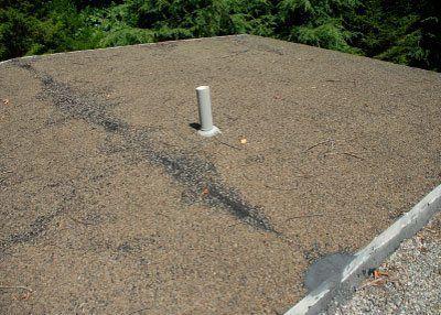 Tar And Gravel Roof Repair Diy In 2020 Roof Repair Diy Roof Repair Diy Repair
