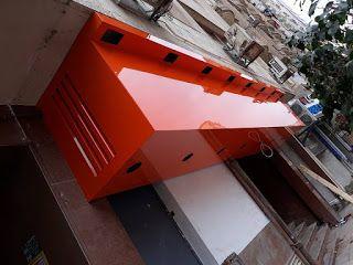 كلادينج واجهات زجاجية ستراكشر 01221570260 توريد و تركيب واجهات كلادينج و يفط محلات Building Facade Cladding Decor