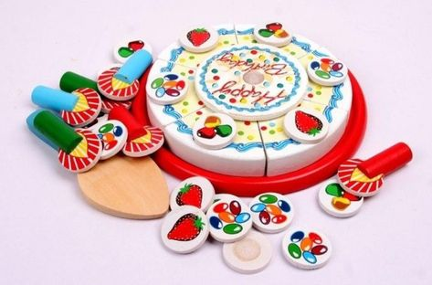Pleasant 27 Best Photo Of Melissa And Doug Birthday Cake Cool Birthday Cakes Funny Birthday Cards Online Alyptdamsfinfo